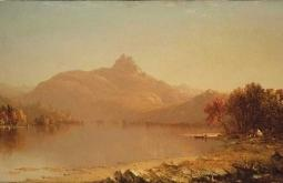 An October Afternoon - Sanford Robinson Gifford