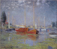 Argentuil - Claude Monet