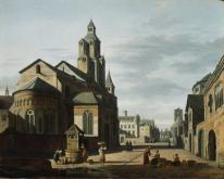 Church of St. Cecilia - Berckheyde