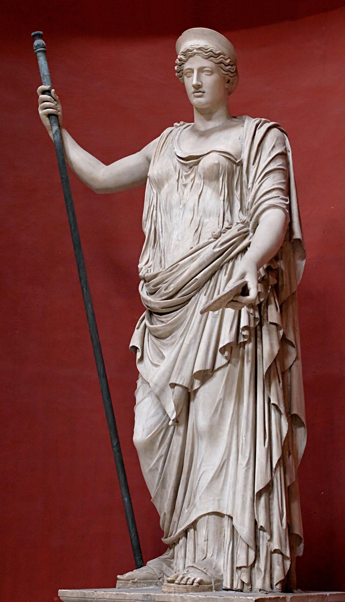 The Olympian Gods: legendary Greek and Roman gods