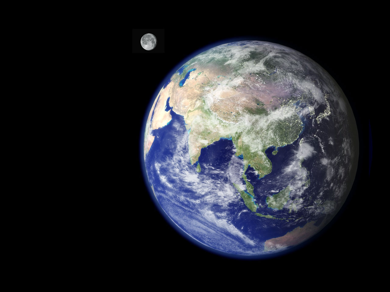 Earth: description and images of the home planet