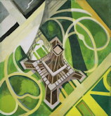 Eiffel Tower and the Gardens - Robert Delaunay