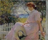 Eleanor - Frank Weston Benson