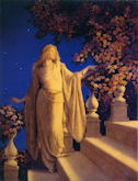 Enchantment - Frederick Maxfield Parrish
