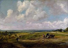 Hampstead Heath - John Constable