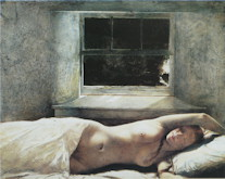 Helga Sleeping - Andrew Wyeth
