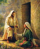Jesus Appears to Mary Magdalen - Greg Olsen