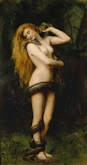 Lilith - John Maler Collier