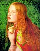 Mary Magdalen - Anthony Frederick Sandys