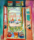 Open Window - Henri Matisse
