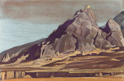 Sanctuaries and Citadels - Nicholas Roerich