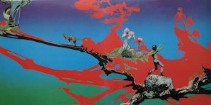 The Magician's Birthday - Roger Dean